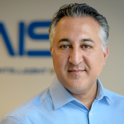 Afshin Doust, CEO, AIS