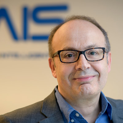 Robert Vahedi, AIS, COO