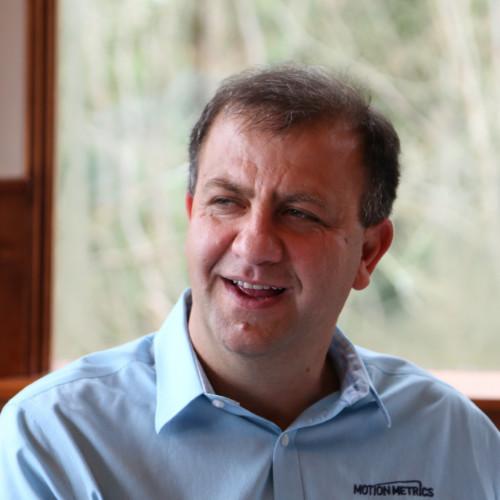 AIS Adviser, Sahhram Tafazoli