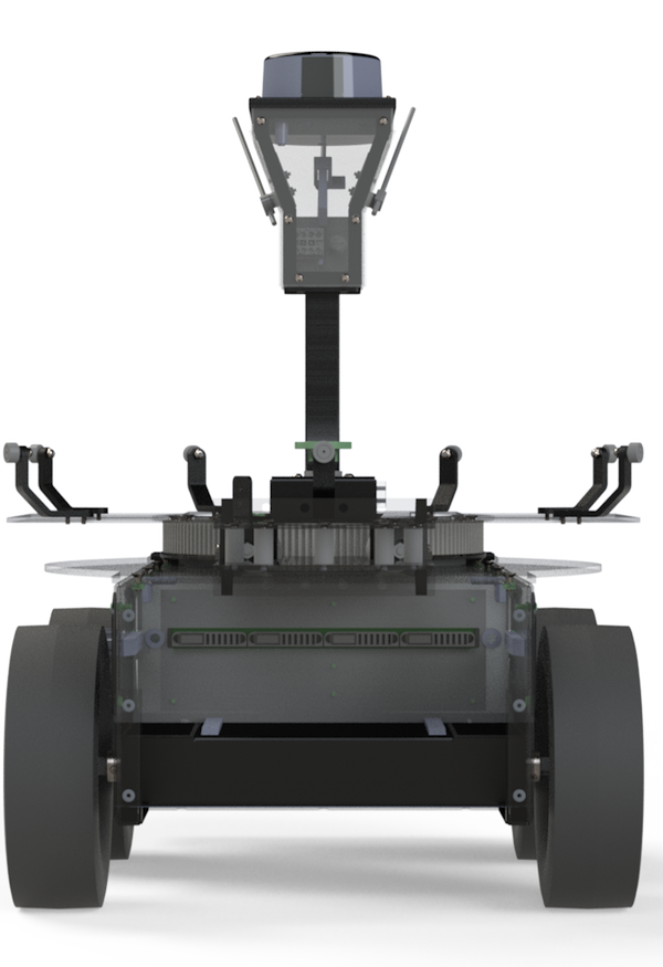 AIS Unmanned Ground Vehicle