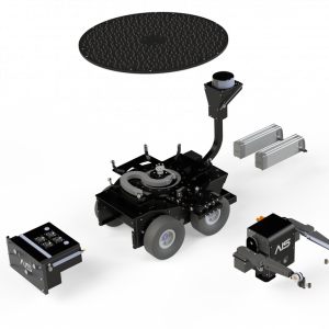 AIS Robotic Hardware Modules Illustrative Figure